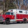 Pennsville, Salem County NJ, Rescue 5-9, 1989 Mack - Saulsbury, (C) Edan Davis, www sjfirenews