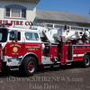 Port Norris, Cumberland County NJ, Tower 11, 1989 Mack Baker 75' Aerial Scope, (C) Edan Davis, www sjfirenews com